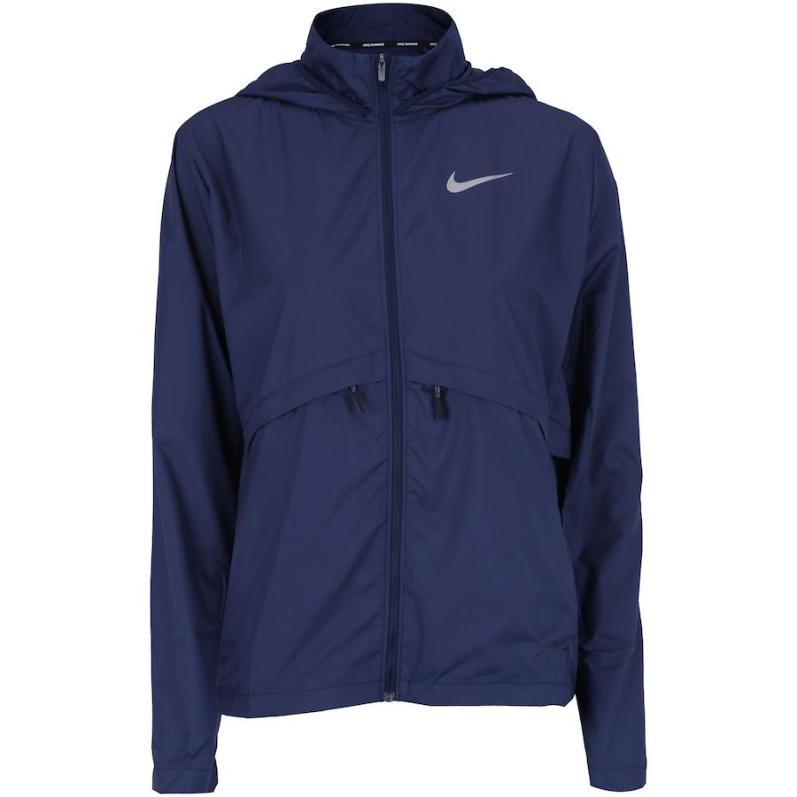 01cb9791380 Jaqueta Corta-Vento com Capuz Nike Essentials Ssnl - Feminina