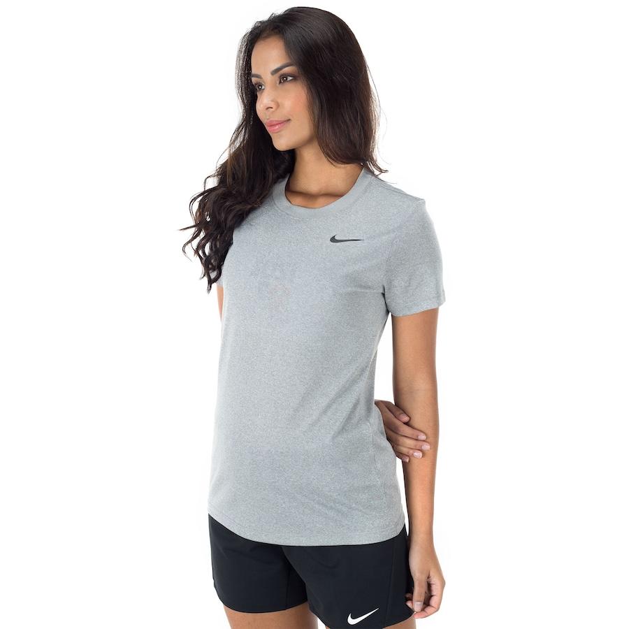 5bd912d035731 Camiseta Nike Dry Legend Crew - Feminina
