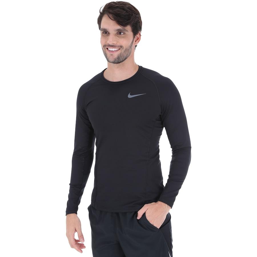 18986b11b Camisa Térmica Manga Longa Nike Therma LS - Masculina