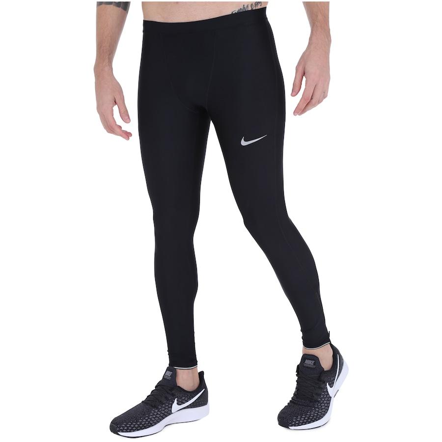 5cd5cf3f0a1 Calça de Compressão Nike Run Mobility Tigh - Masculina