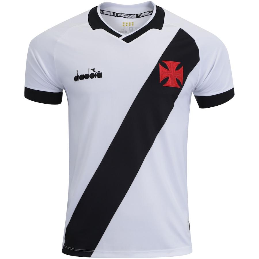 6320e8e7f0 Camisa do Vasco da Gama II 2019 Diadora - Masculina