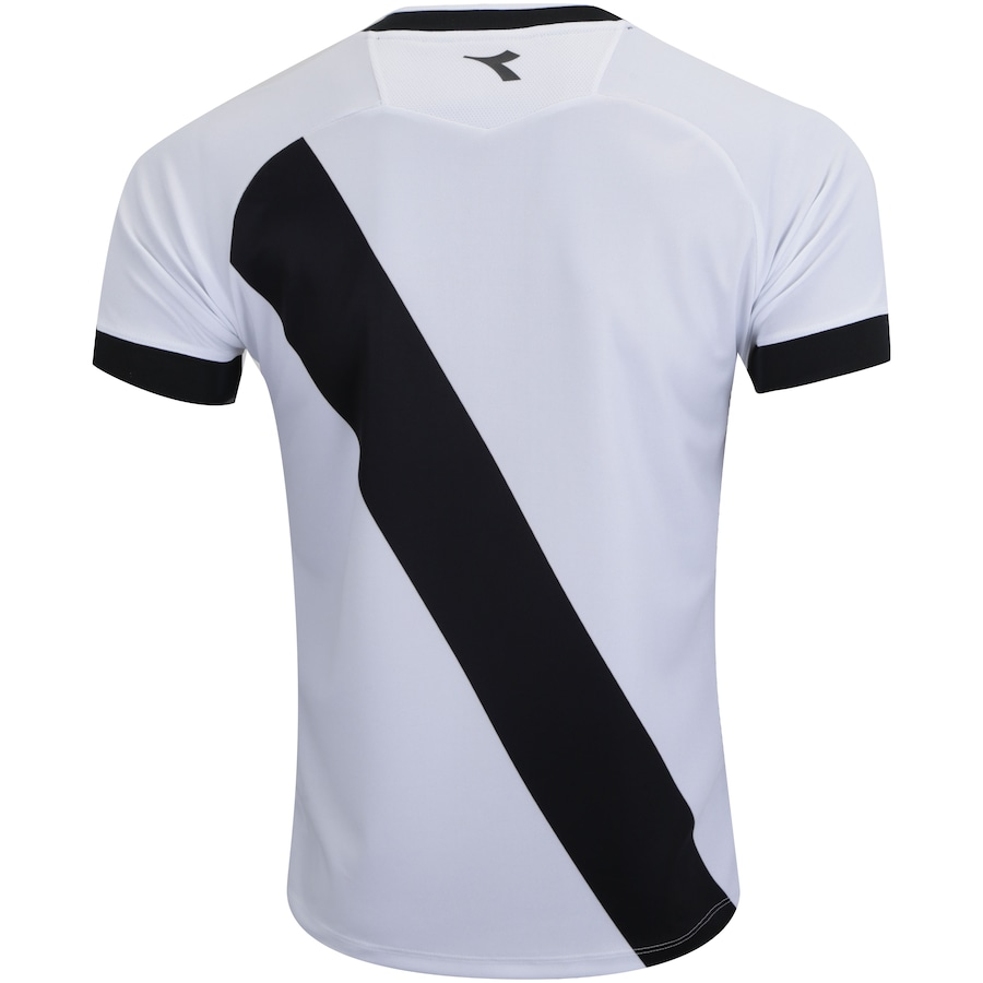 7198f6f841 Camisa do Vasco da Gama II 2019 Diadora - Masculina