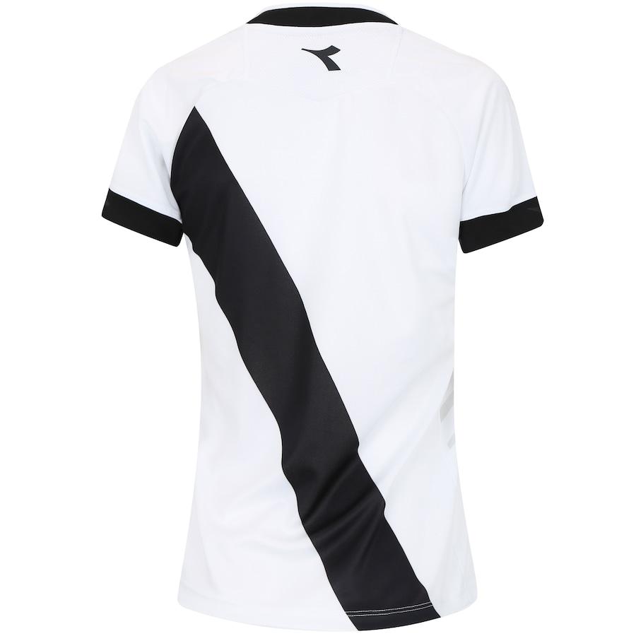 bff793113 Camisa do Vasco da Gama II 2019 Diadora - Feminina