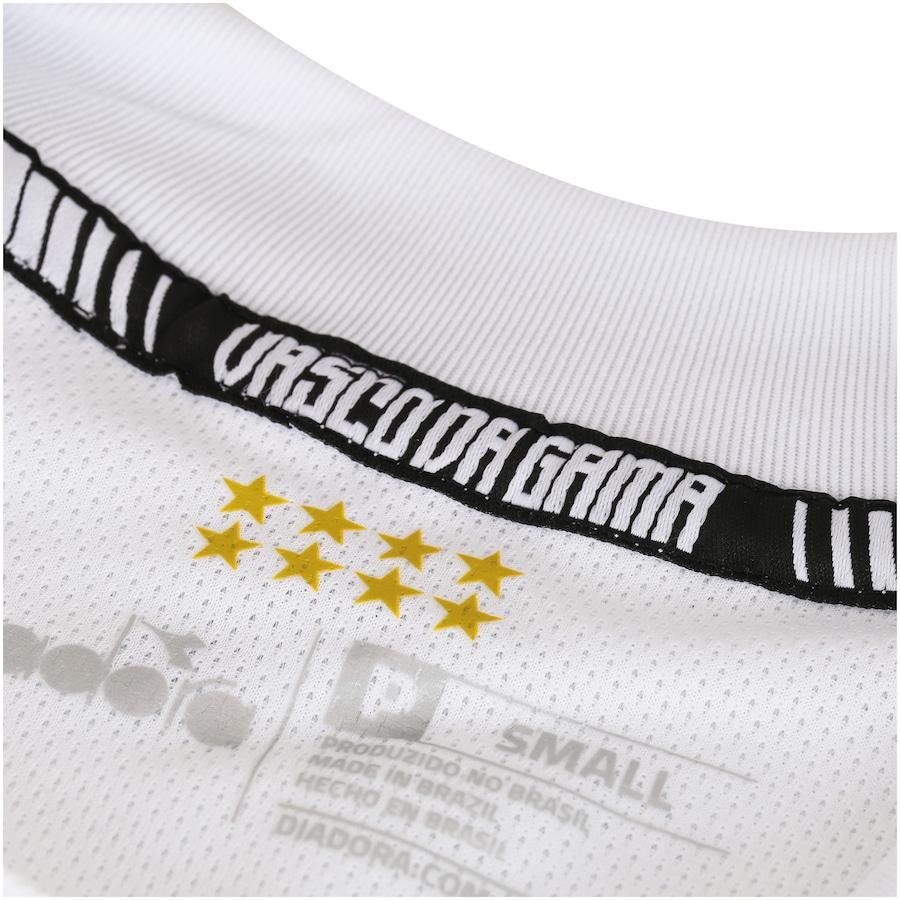148ef9511e Camisa do Vasco da Gama II 2019 Diadora - Feminina