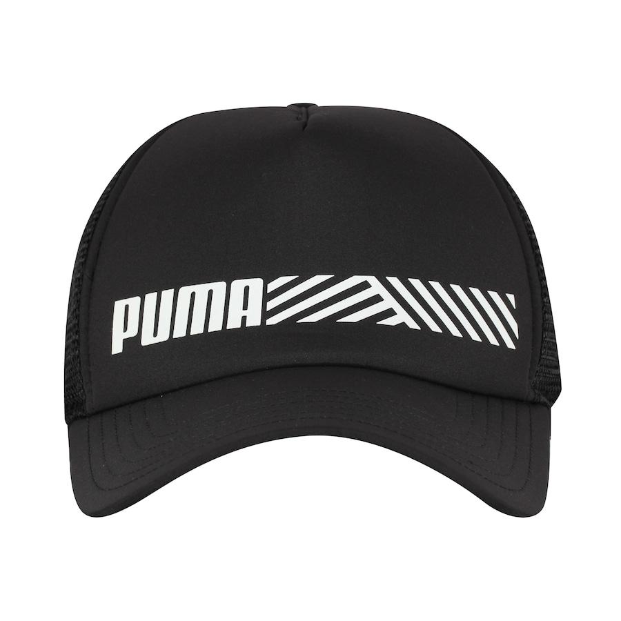 4acac7773c42c Boné Aba Curva Puma Tec - Snapback - Trucker - Adulto