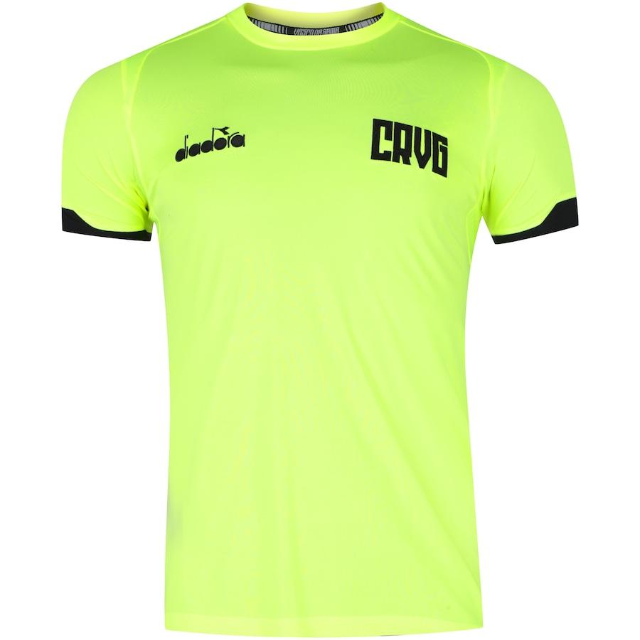 086671fe5 Camisa de Treino Goleiro do Vasco da Gama 2019 Diadora - Masculina