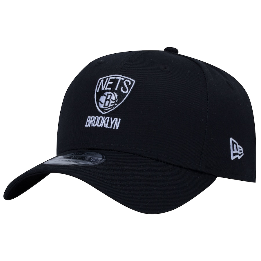 6fe925c6e Boné Aba Curva New Era 940 Brooklyn Nets SN - Snapback - Adulto