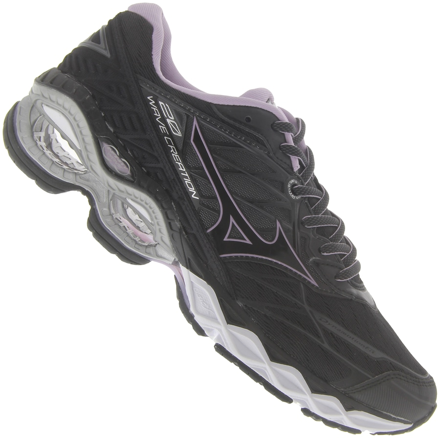3d15c89f48b Tênis Mizuno Wave Creation 20 - Feminino