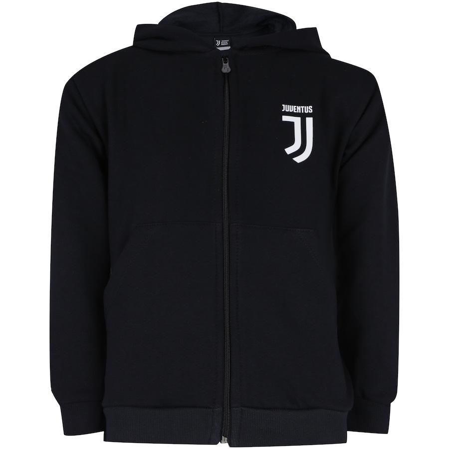 46320d41f2 Jaqueta de Moletom Juventus com Capuz - Infantil