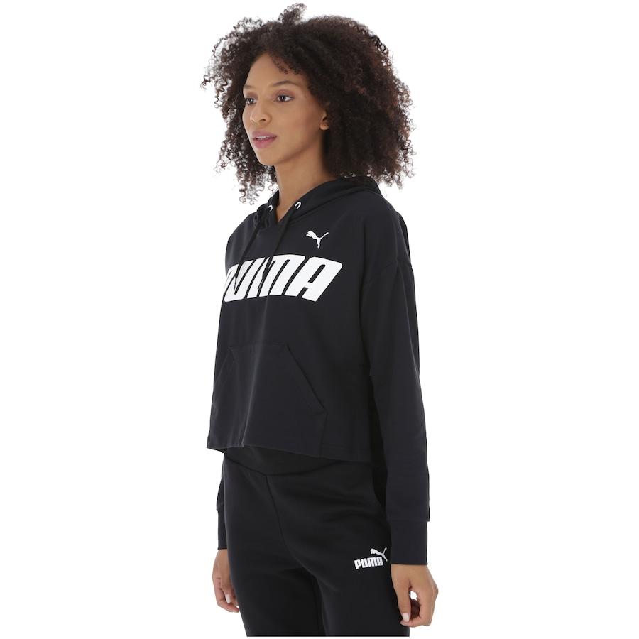 eeb1b93c9 Blusão com Capuz Puma Modern Sports - Feminino