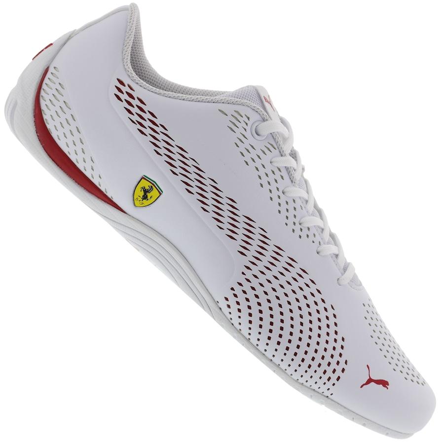 Tênis Puma Scuderia Ferrari Drift Cat 5 Ultra II - Masculino 1131a04ac39