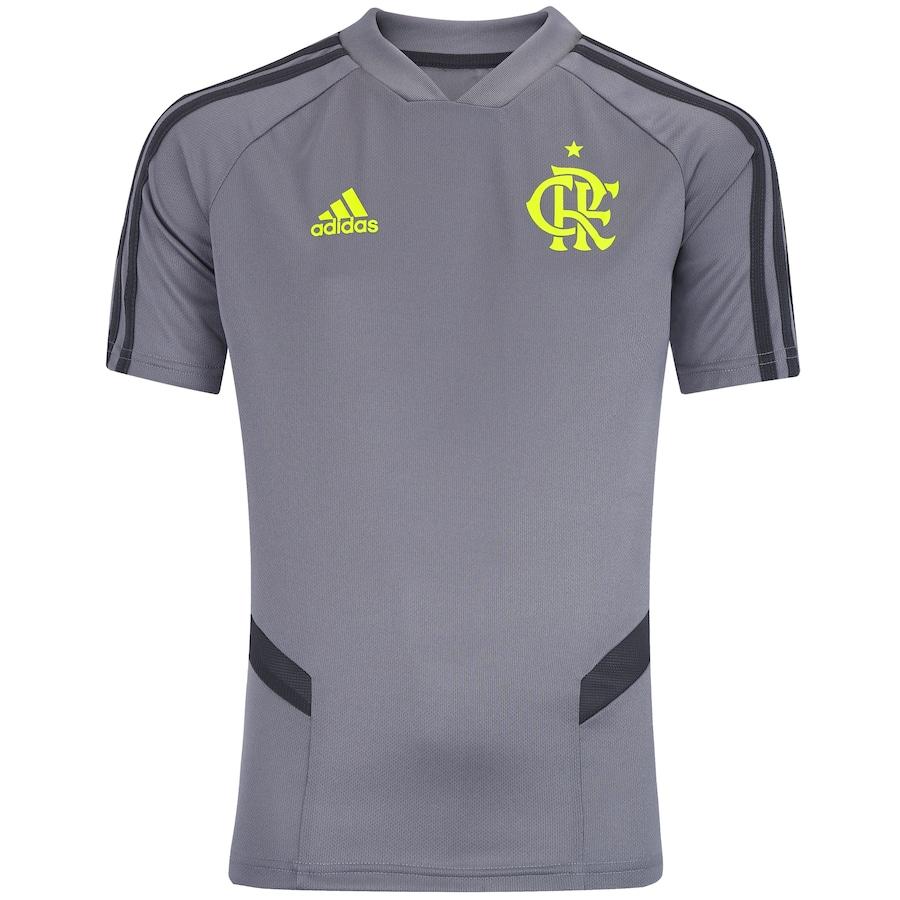 563080dbd6 Camisa de Treino do Flamengo 2019 adidas - Infantil