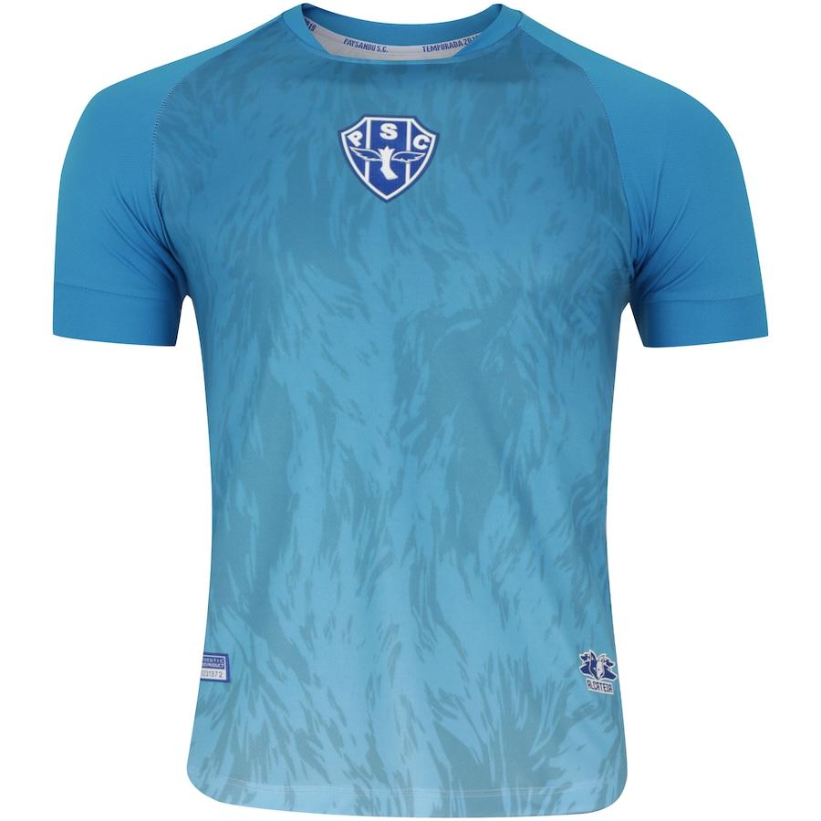 f2a615bd2 Camisa de Goleiro do Paysandu III 2019 Lobo - Masculina