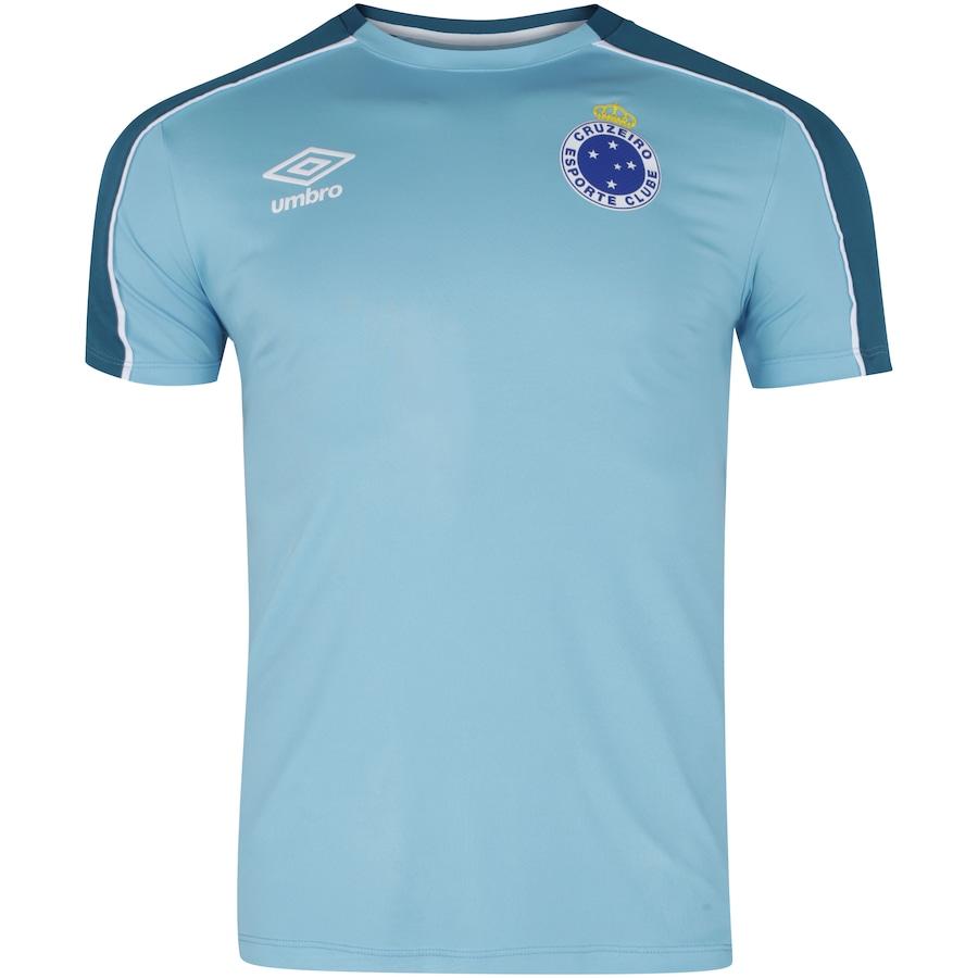 3231ffe10d6c3 Camisa de Treino do Cruzeiro 2019 Umbro - Masculina