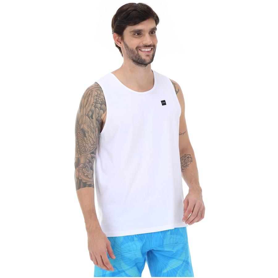 172485121a Camiseta Regata Oakley Patch 2.0 Tank - Masculina