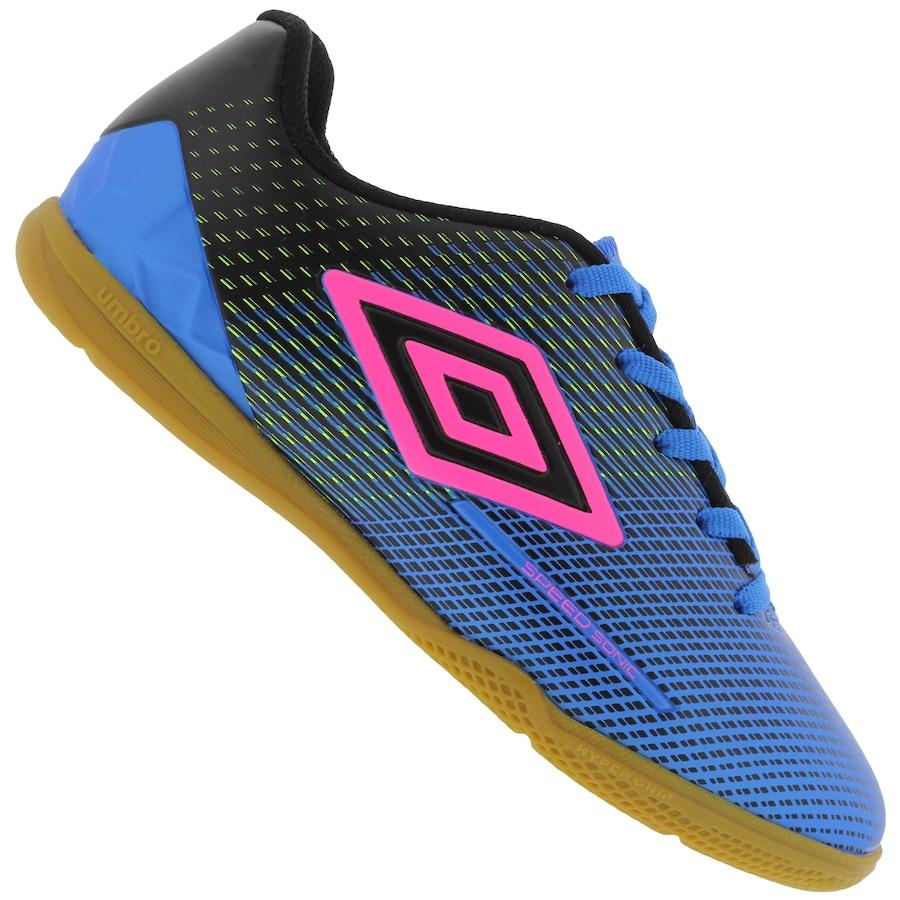 18d6acf129 ... Chuteira Futsal Umbro Speed Sonic IC - Infantil. Personalize