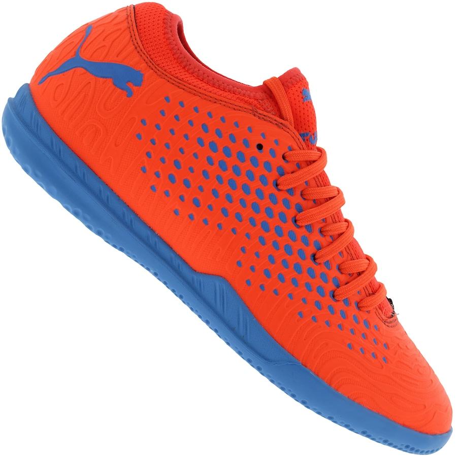 a9d38731da8 Chuteira Futsal Puma Future 19.4 IC - Adulto