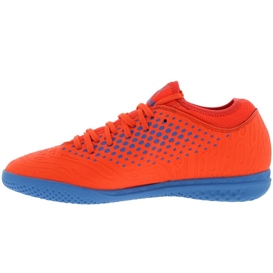 9c7bf984329 Chuteira Futsal Puma Future 19.4 IC - Adulto