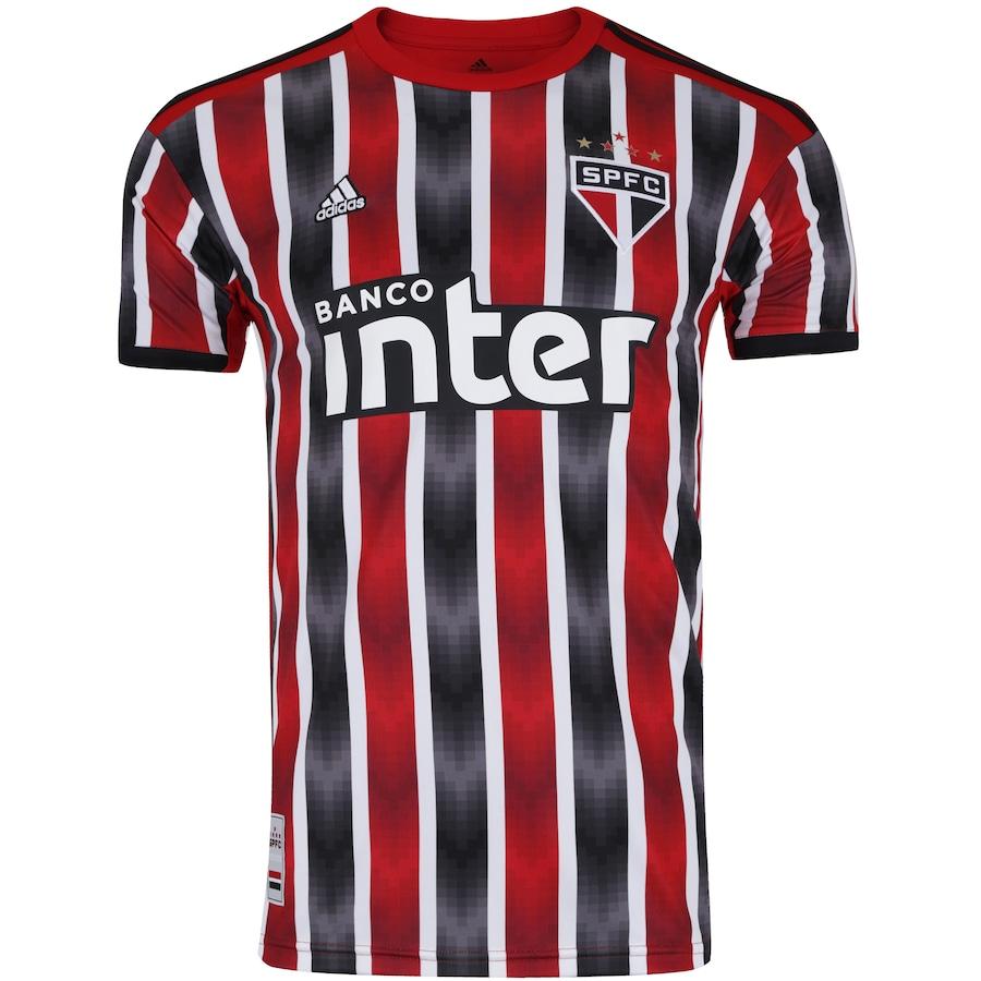 240e74c9e8 Camisa do São Paulo II 2019 adidas - Masculina