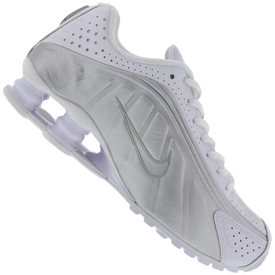 b2480133e6b90 Tênis Nike Shox R4 - Feminino
