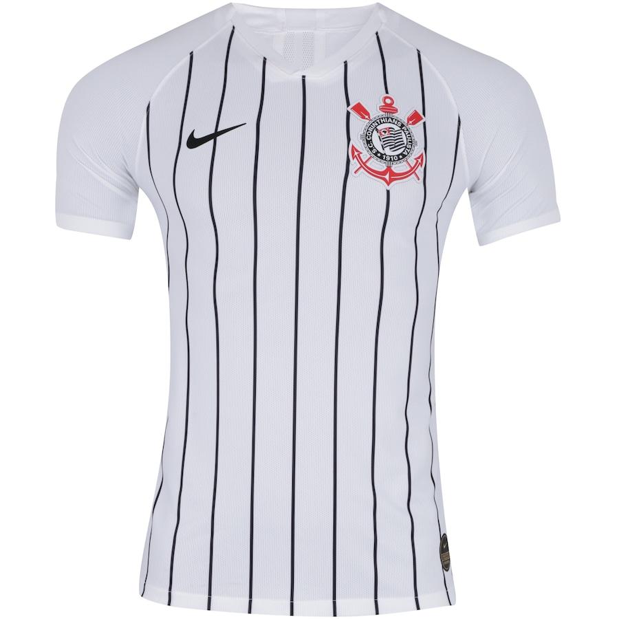 Camisa do Corinthians I 2019 Nike - Jogador