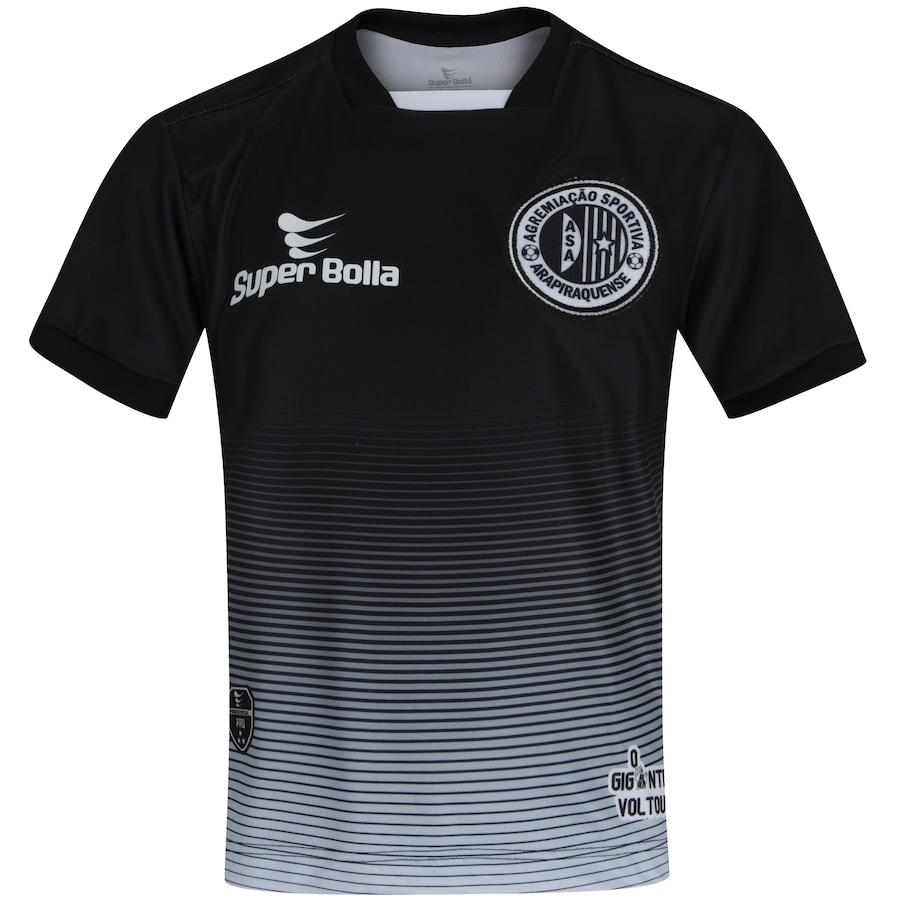 Camisa do Asa de Arapiraca I 2019 nº 10 Super Bolla - Infantil