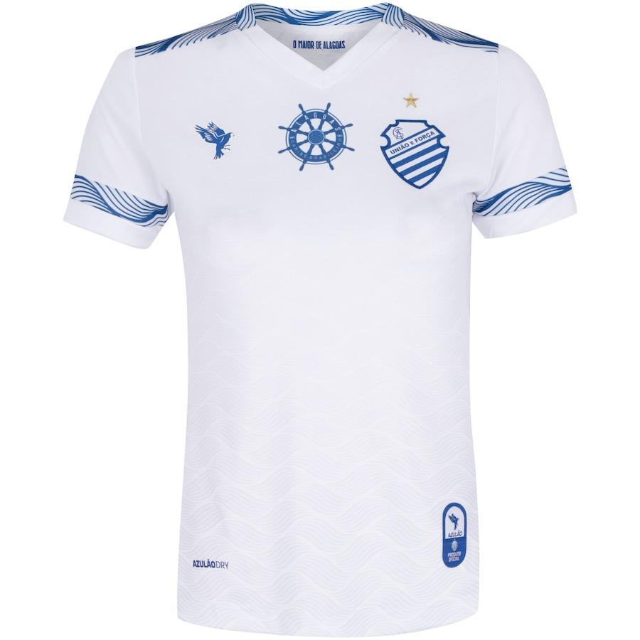 Camisa do CSA III 2019 nº 10 Azulão - Feminina
