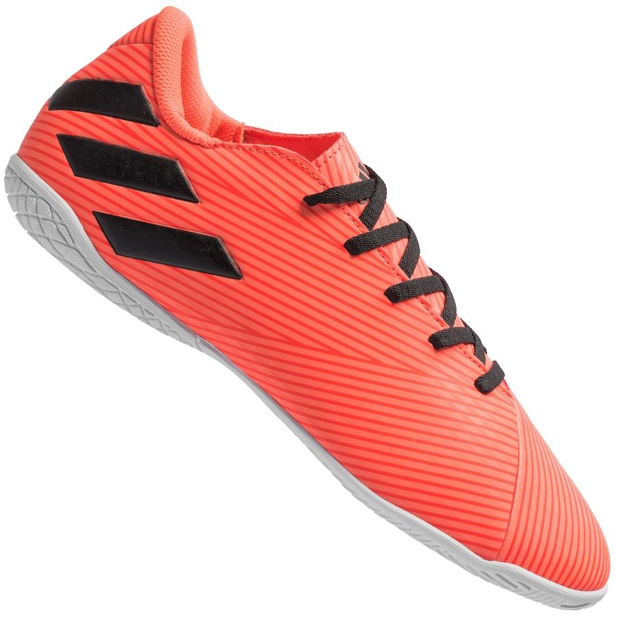 Chuteira Futsal adidas Nemeziz 19.4 IC - Adulto