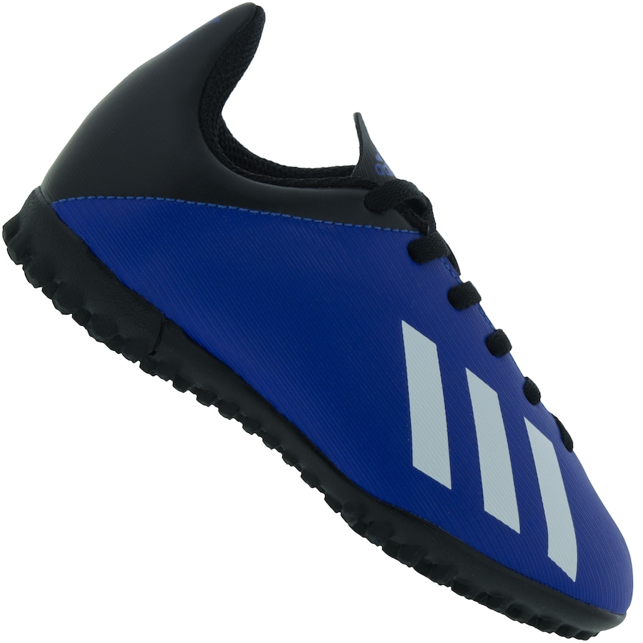 Chuteira Society adidas X 19.4 TF - Infantil