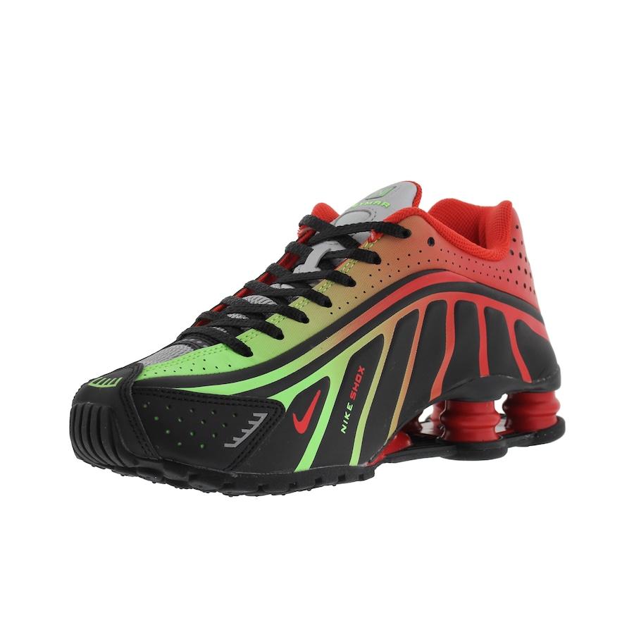 79dc695d4cae4 Tênis Nike Shox R4 Neymar Jr. - Masculino