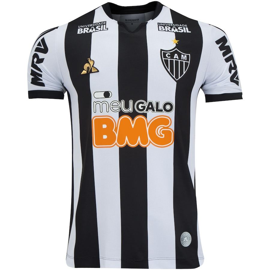 9e3f060a76 Camisa do Atlético-MG I 2019 Le Coq Sportif - Masculina