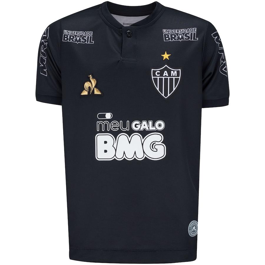 Camisa do Atlético-MG III 2019 Le Coq Sportif - Infantil