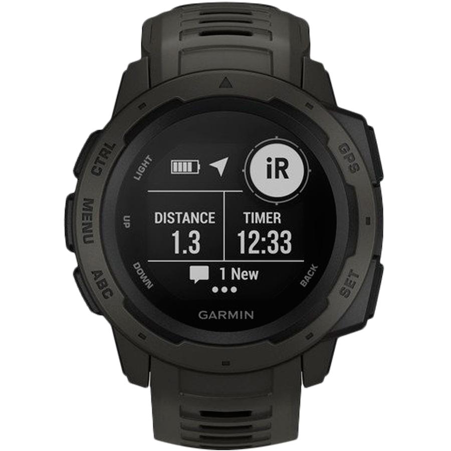 Monitor Cardíaco com GPS Garmin Instinct