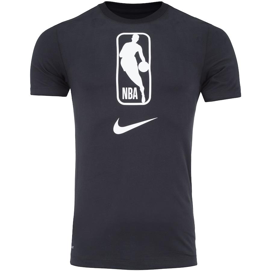 Foto 1 - Camiseta NBA Nike Dry - Masculina