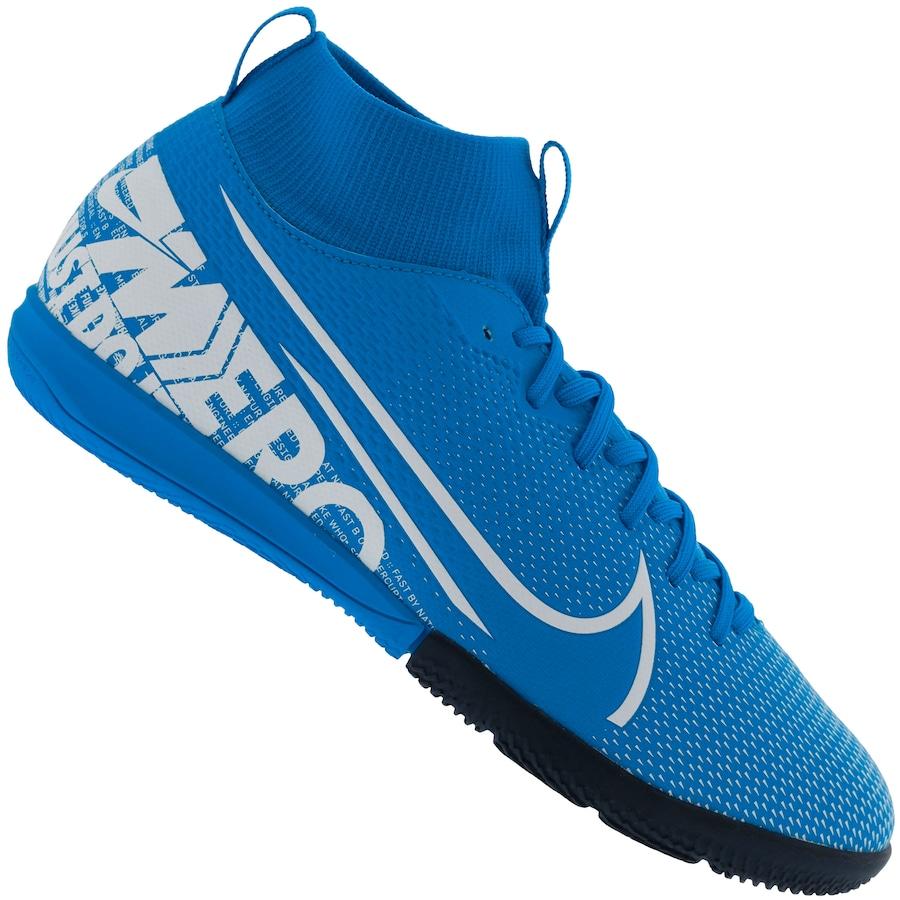 estilo limitado busca lo mejor Venta de liquidación Chuteira Futsal Nike Mercurial Superfly 7 Academy IC - Infantil