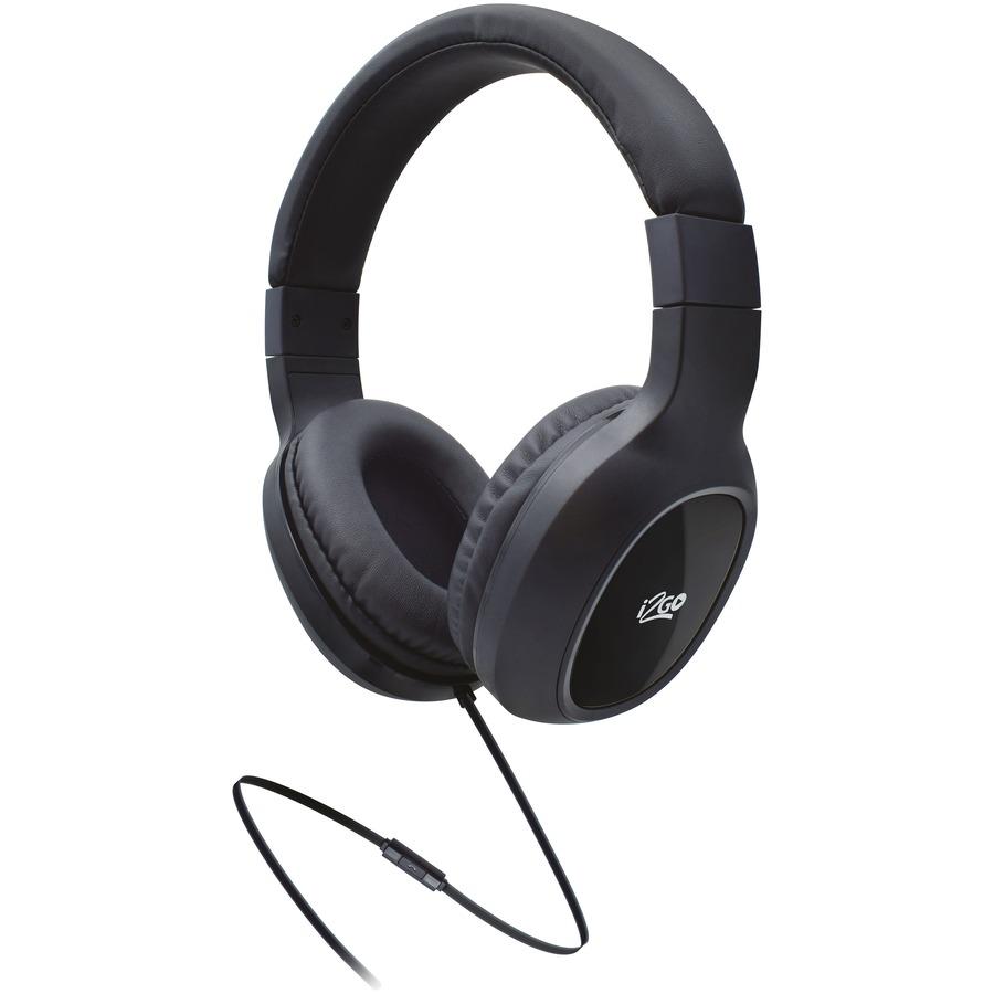 Headphone com Microfone I2Go Bass Go
