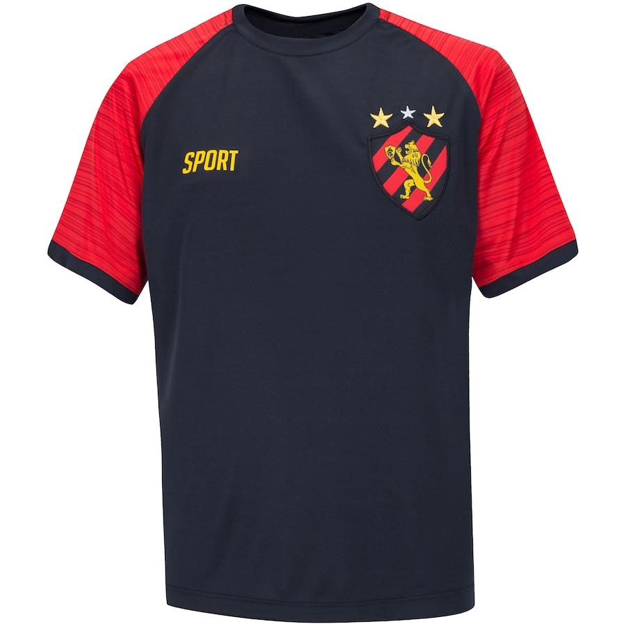 Camiseta do Sport Recife 2019 - Infantil