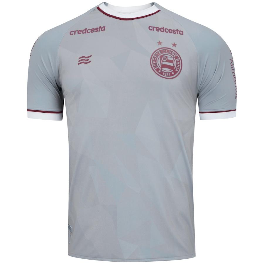 Camisa de Goleiro do Bahia II 2020 Esquadrão - Masculina