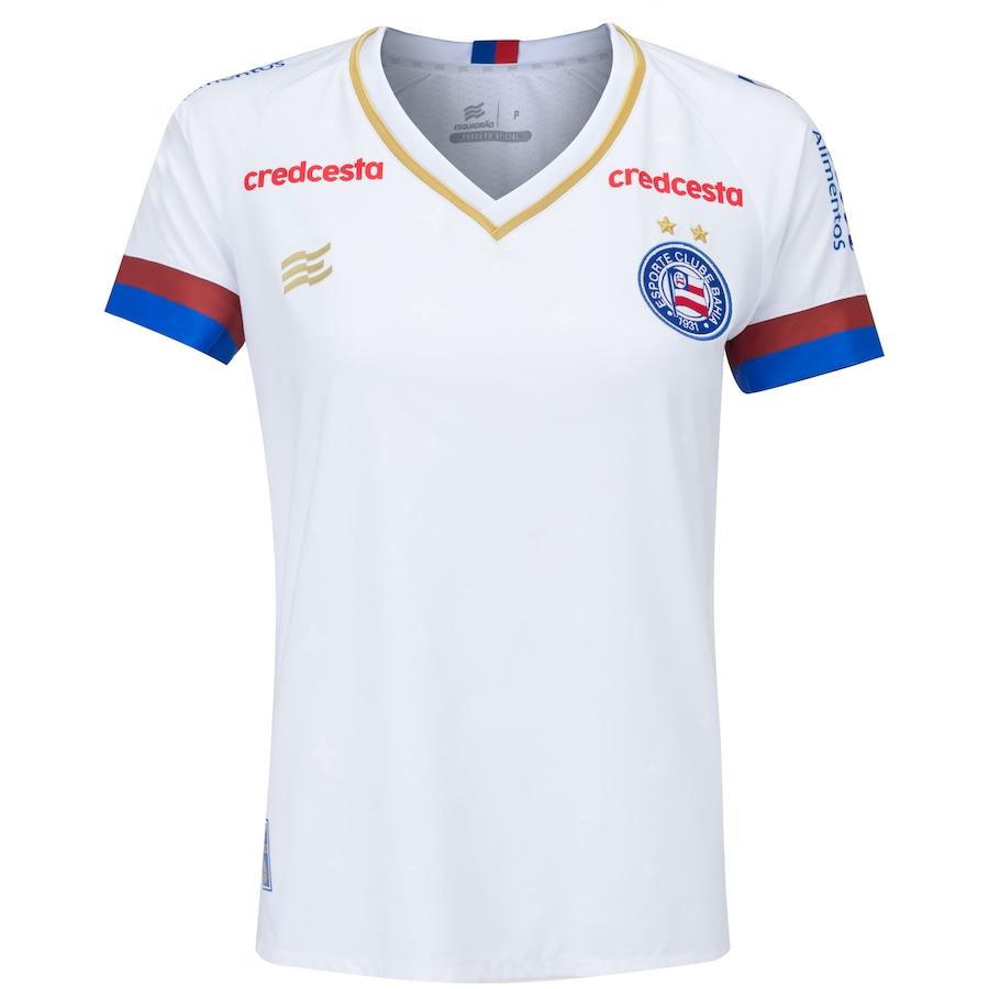 Camisa do Bahia I 2020 Esquadrão - Feminina