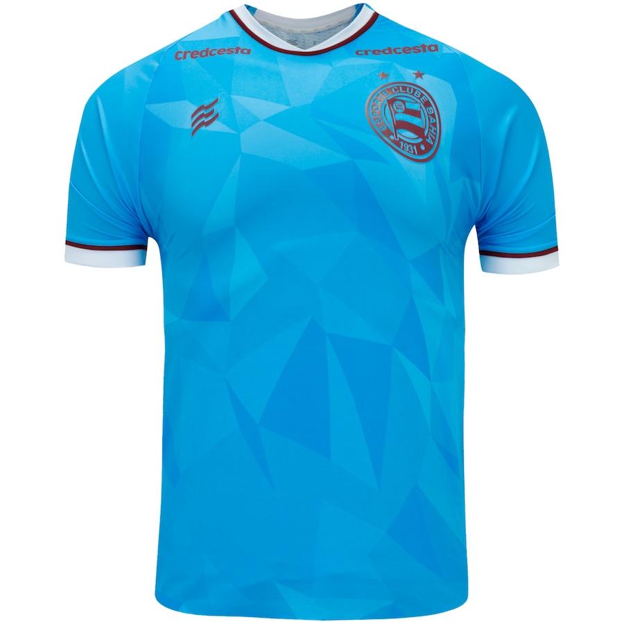 Camisa de Goleiro do Bahia I 2020 Esquadrão - Masculina