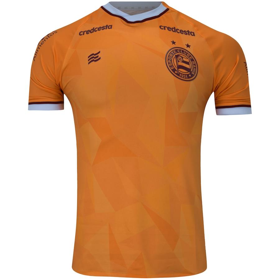 Camisa de Goleiro do Bahia III 2020 Esquadrão - Masculina