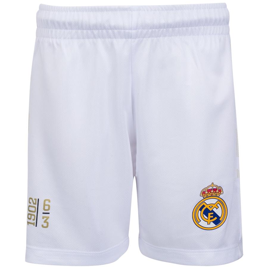 Calção Real Madrid Hala Madrid - Infantil