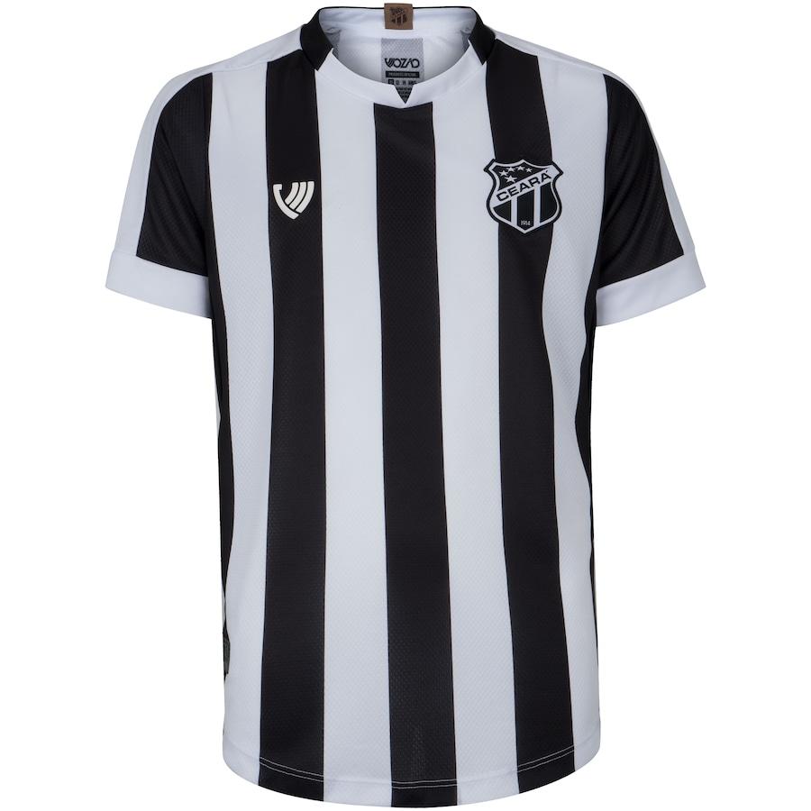 Camisa do Ceará I 2020 Vozão - Infantil