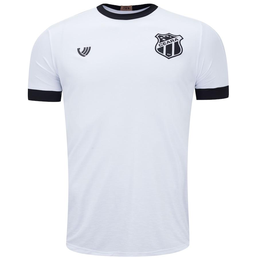 Camisa do Ceará II 2020 nº 10 - Masculina