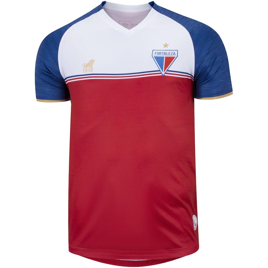 Camisa de Treino do Fortaleza 2019 Leão - Masculina