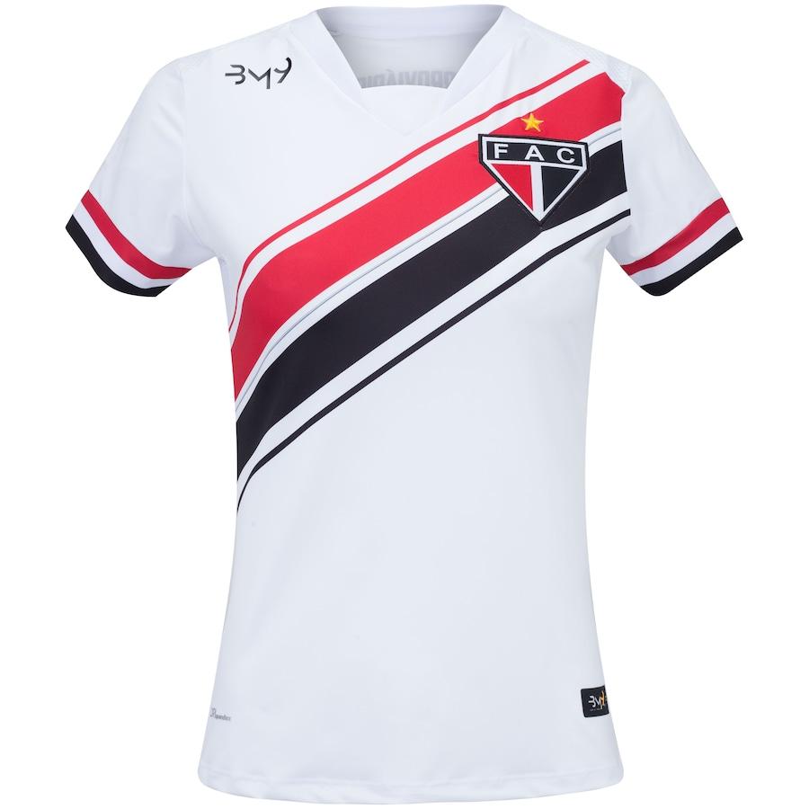 Camisa do Ferroviário I 2020 nº 10 BM9 - Feminina
