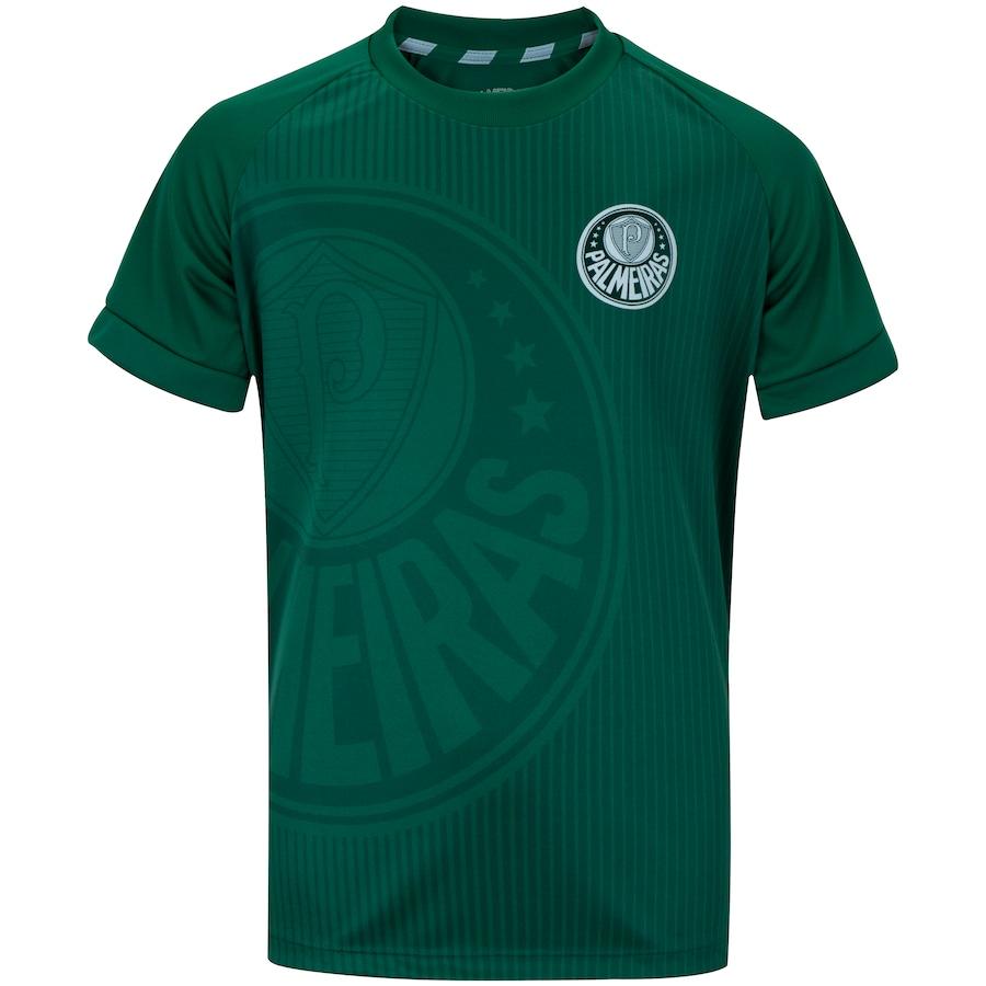 Camiseta do Palmeiras Brasão - Infantil