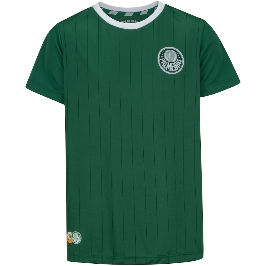 Camiseta do Palmeiras Fardamento - Infantil