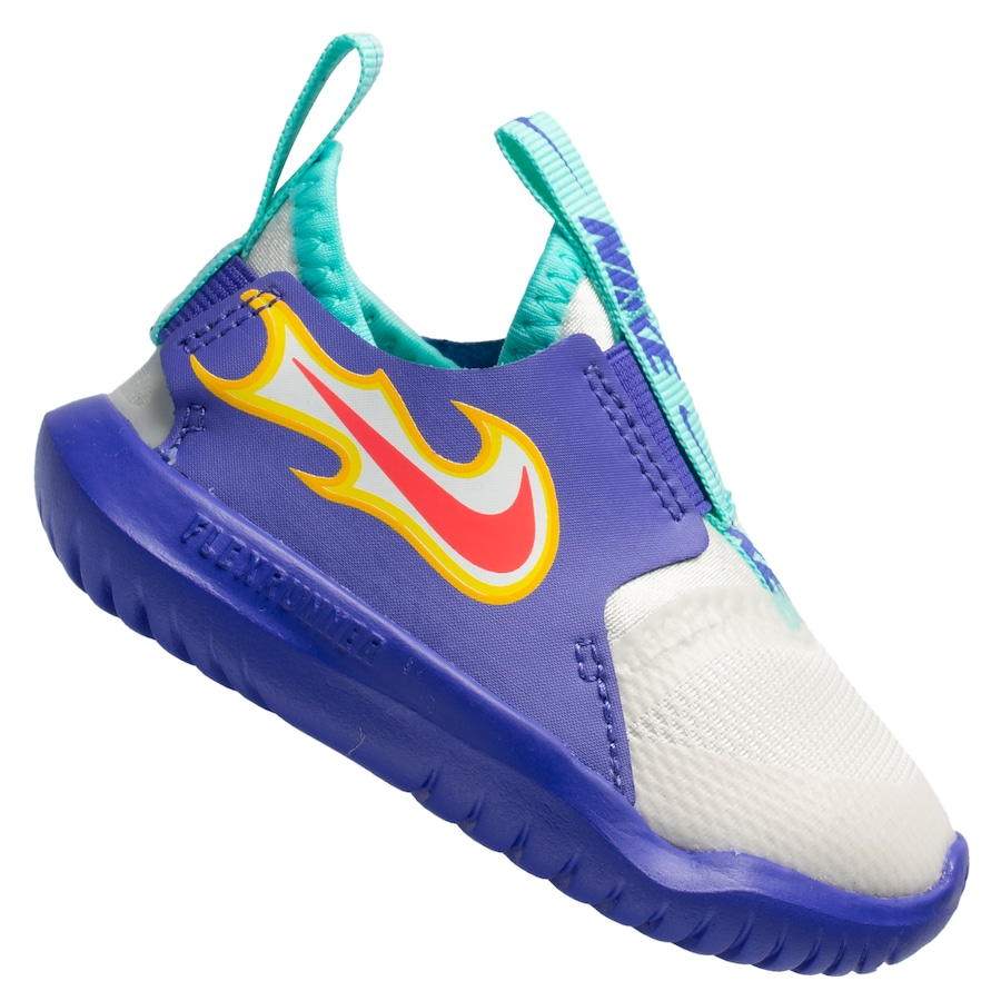 Tênis Infantil Nike Flex Runner Fire Baby