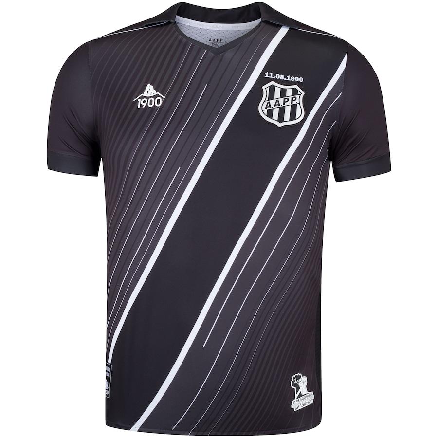 Camisa da Ponte Preta II 2020 11.08 - Masculina